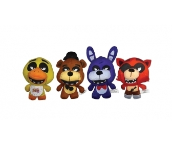 Scary Five NIGHTS at Freddy's